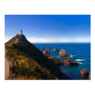 New Zealand: Nugget Point Postcard