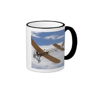 New Zealand, Otago, Wanaka, Warbirds Over 3 Ringer Mug