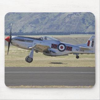 New Zealand, Otago, Wanaka, Warbirds Over 4 Mousepad