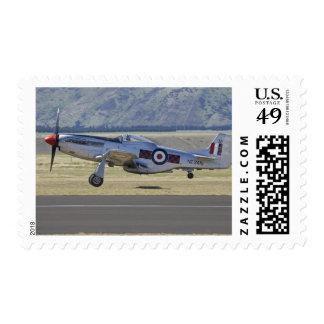 New Zealand, Otago, Wanaka, Warbirds Over 4 Postage