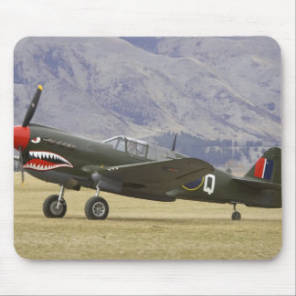 New Zealand, Otago, Wanaka, Warbirds Over 5 Mousepad
