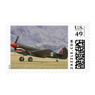 New Zealand, Otago, Wanaka, Warbirds Over 5 Postage