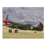 New Zealand, Otago, Wanaka, Warbirds Over 5 Postcards
