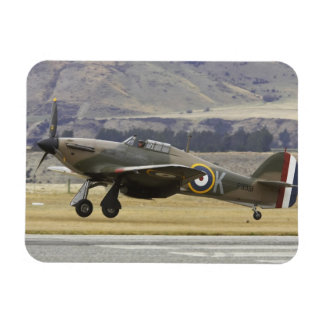 New Zealand, Otago, Wanaka, Warbirds Over 6 Magnet