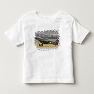New Zealand, Otago, Wanaka, Warbirds Over 6 Toddler T-shirt