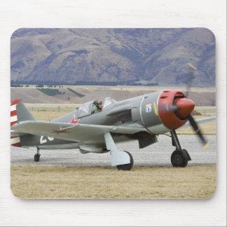 New Zealand, Otago, Wanaka, Warbirds Over 7 Mouse Pads