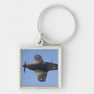 New Zealand, Otago, Wanaka, Warbirds Over 8 Keychain