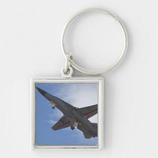 New Zealand, Otago, Wanaka, Warbirds Over Keychain