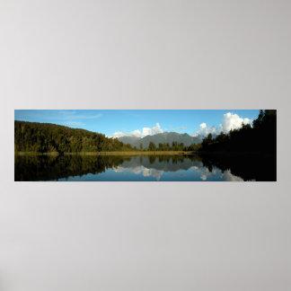 New Zealand Panoramic 1 Poster