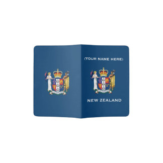 New Zealand Passport Cover