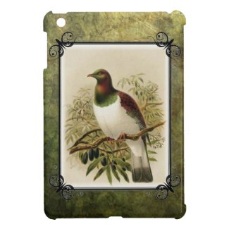 New Zealand Pigeon iPad Mini Cover