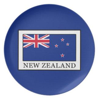 New Zealand Plate