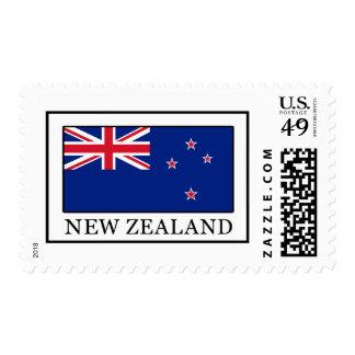 New Zealand Postage Stamp