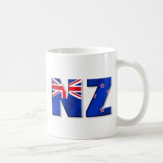 New Zealand Pride Kiwi Lovers Coffee Mug