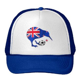 New Zealand Pride Kiwi Lovers Trucker Hat