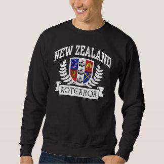 New Zealand Pullover Sweatshirts