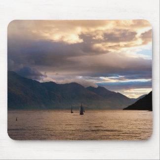 New Zealand: Queenstown 2 Mouse Pad
