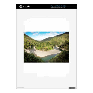 New Zealand river paradise iPad 2 Skins