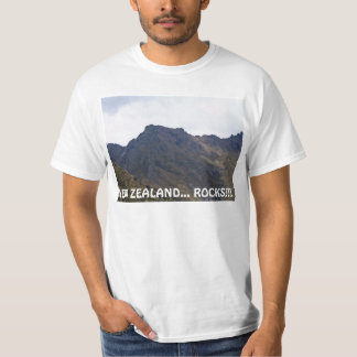 New Zealand Rocks Shirt