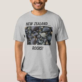 New Zealand... Rocks! T Shirt