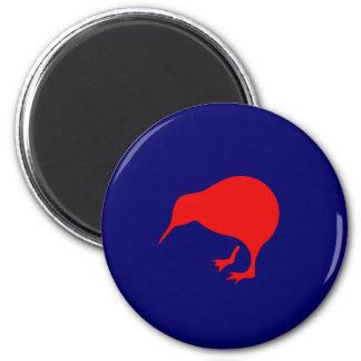 new zealand roundel kiwi low visibility magnet
