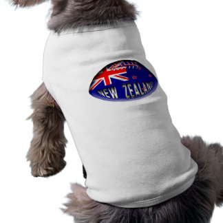 New Zealand Rugby Ball Pet Clothing