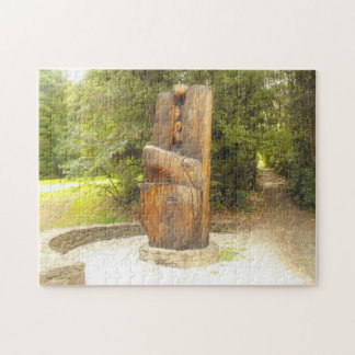 New Zealand Sculpture Jigsaw Puzzle