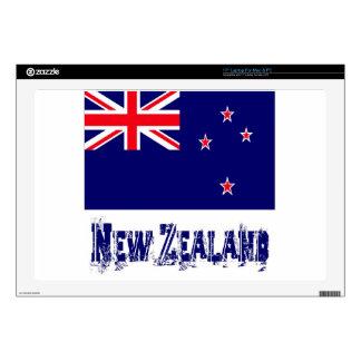 New Zealand Laptop Decal