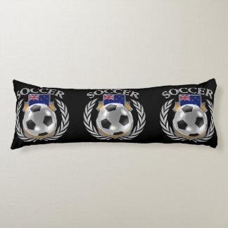 New Zealand Soccer 2016 Fan Gear Body Pillow