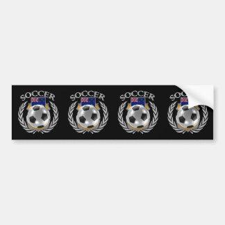 New Zealand Soccer 2016 Fan Gear Bumper Sticker