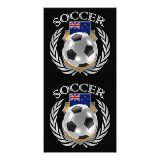 New Zealand Soccer 2016 Fan Gear Card