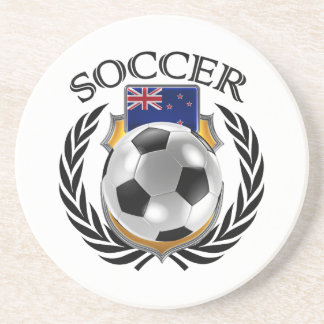 New Zealand Soccer 2016 Fan Gear Coaster