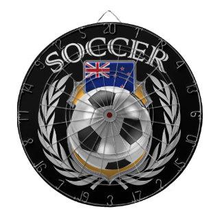 New Zealand Soccer 2016 Fan Gear Dart Board