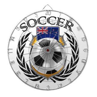 New Zealand Soccer 2016 Fan Gear Dart Boards