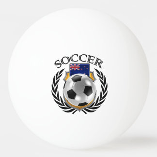 New Zealand Soccer 2016 Fan Gear Ping Pong Ball