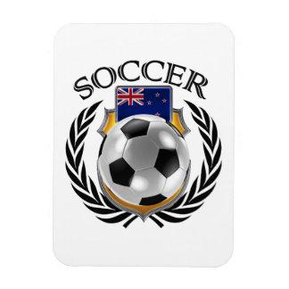 New Zealand Soccer 2016 Fan Gear Rectangular Photo Magnet