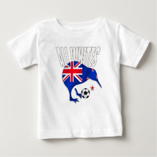 New Zealand Soccer T-shirts