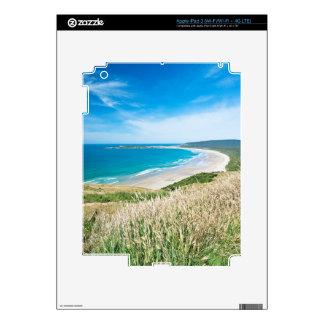 New Zealand, South Island, Catlins, Tautuku Bay iPad 3 Skin