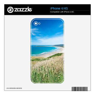 New Zealand, South Island, Catlins, Tautuku Bay Skin For iPhone 4S