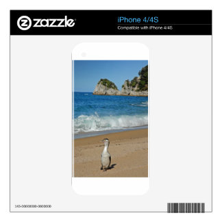 New Zealand South Island Decal For iPhone 4S