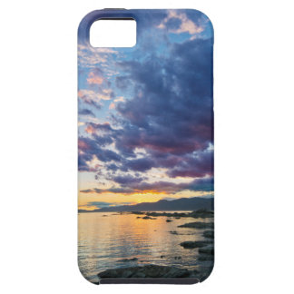 New Zealand, South Island, Kaikoura, South Bay iPhone SE/5/5s Case