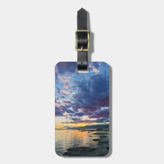 New Zealand, South Island, Kaikoura, South Bay Luggage Tag
