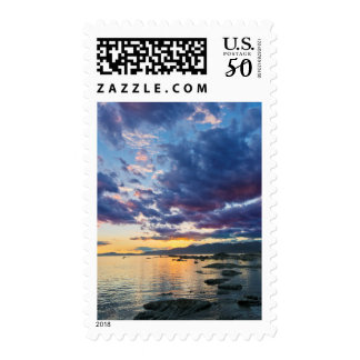 New Zealand, South Island, Kaikoura, South Bay Postage