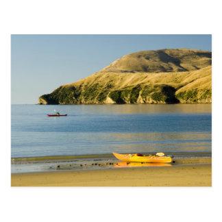 New Zealand, South Island, Marlborough Sounds. 2 Postcard
