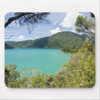 New Zealand, South Island, Marlborough Sounds. Mouse Pad
