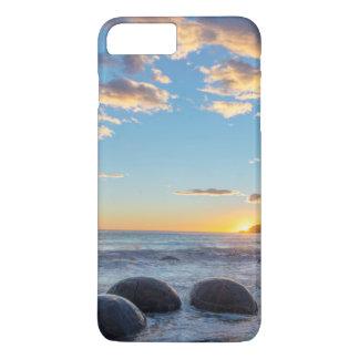 New Zealand, South Island, Moeraki Boulders iPhone 7 Plus Case