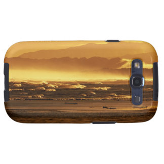 New Zealand, South Island, ocean waves and Galaxy S3 Case