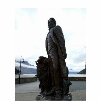 New Zealand Statue