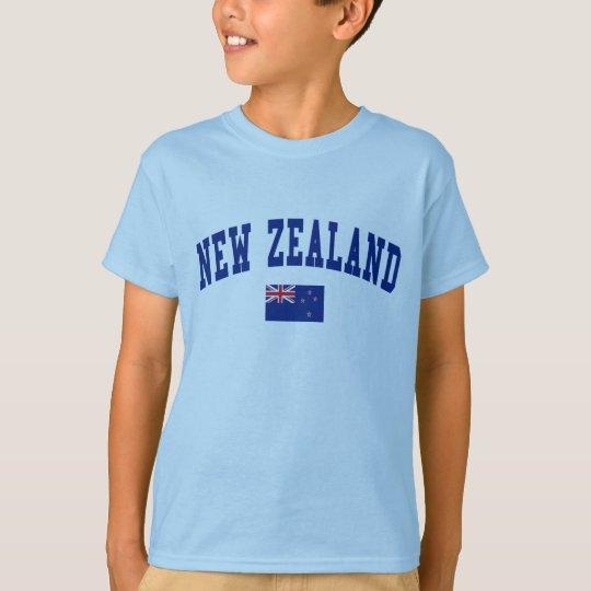 New Zealand Style T-Shirt