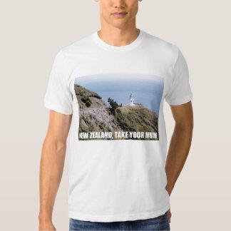 New Zealand, Take Your Mum T-shirt